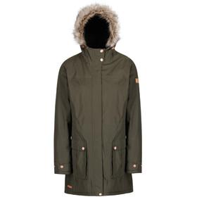 Regatta Sherlyn Jacket Damen dark khaki